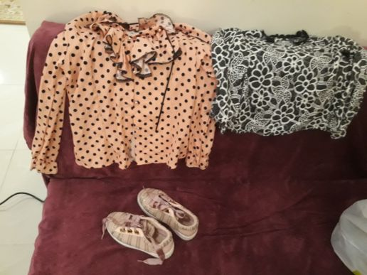 females clothes for donation