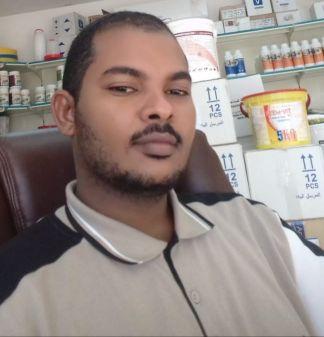 طبيب بيطري سوداني