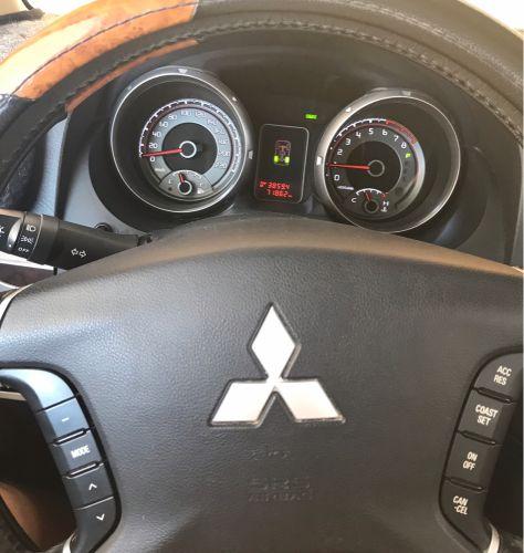 Mitsubishi Pajaro