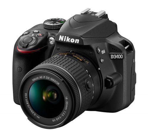 Nikon D3400 | perfect condition