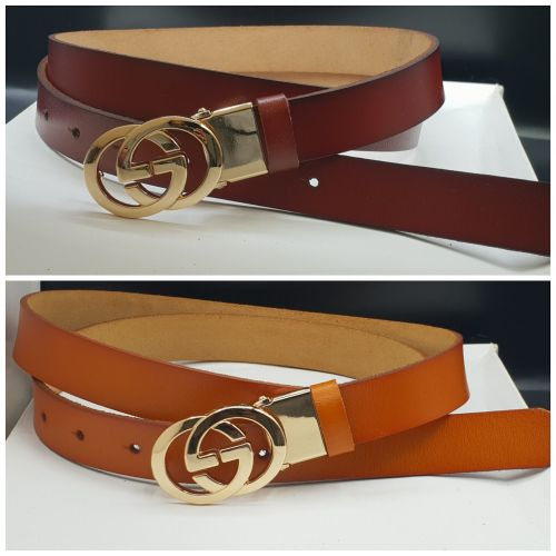 Gucci Pure Leather Belts