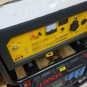 مولد كهرباء يشغل مكيف طن ونص