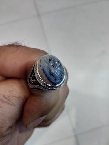 Aqeeq silver 925