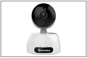 Wifi camera 360ْ