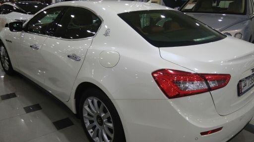 Maserati Ghibli مازيراتي جيبلي