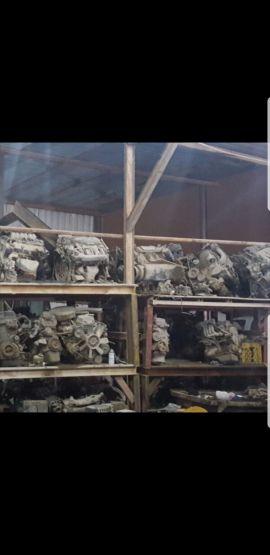 Engine gear مكينة و قير