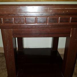 طاولة جانبية عدد ٢ بدون مقابل