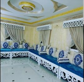 Decorations , Upholstery and maintenance