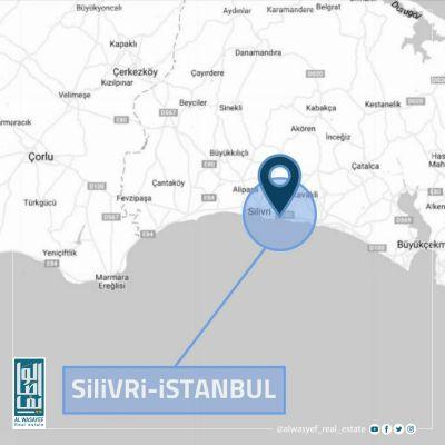 تملك ارض 300 متر باسطنبول بسعر مغري