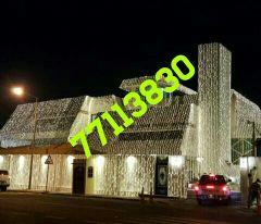 occasion wedding lighting gallery qatar