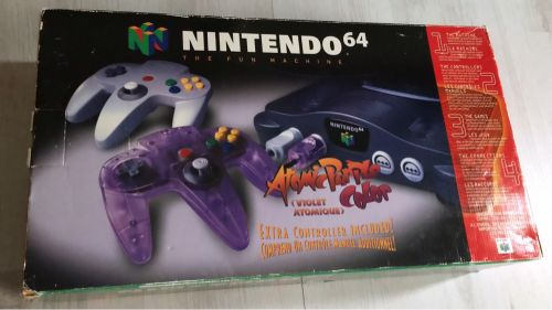 N64 console (new)