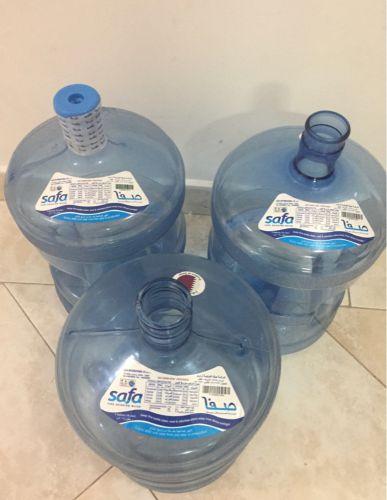 Safa water bottle.