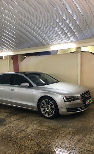 Audi a8 2011 v8