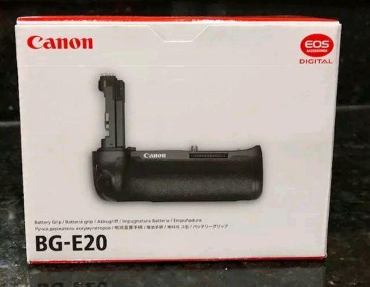 Battery Grip BG-E20 for Canon 5D Mark IV