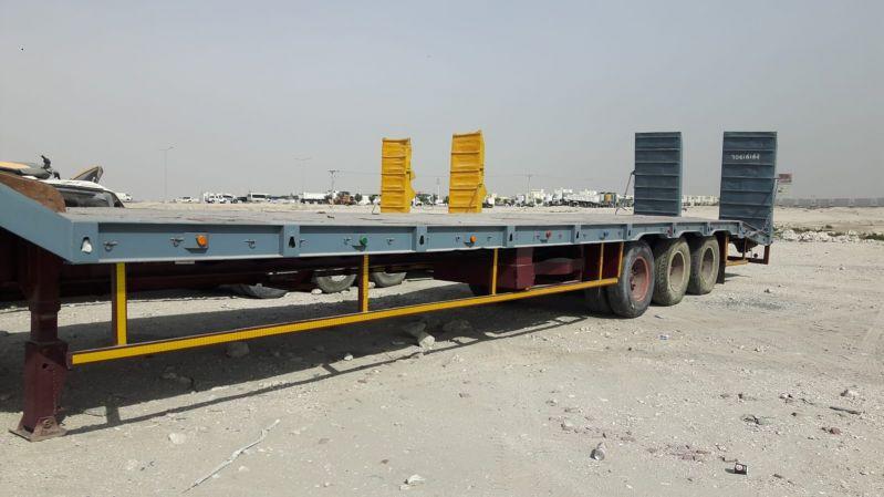 Lubat 80 ton load 1998