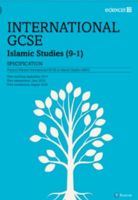 Edexcel Islamiat Teacher