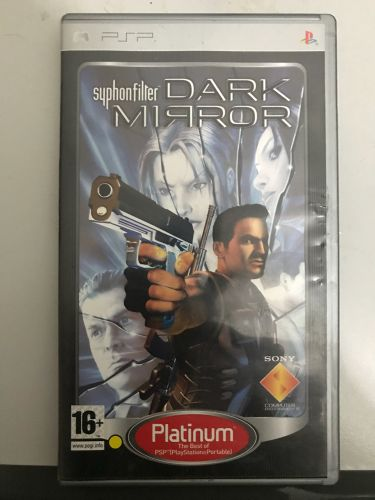 Dark miaror for psp