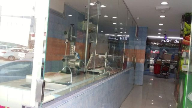 MUTTON SHOP FOR RENT - NAJMA