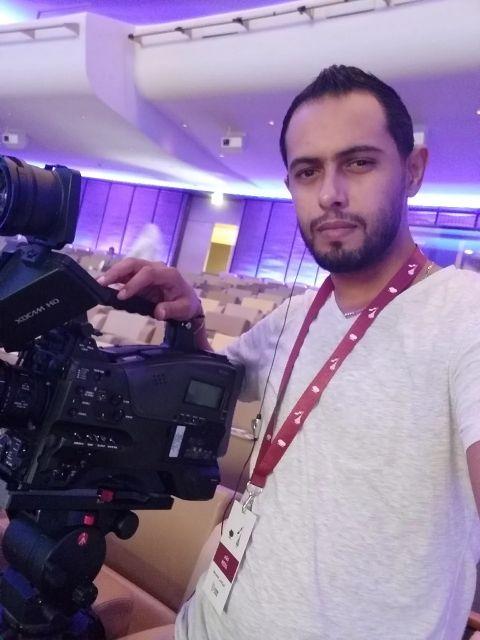 مصور فيديو محترف