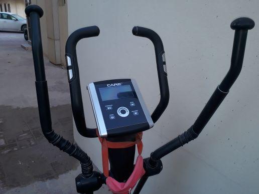 fitness machine bicycle
