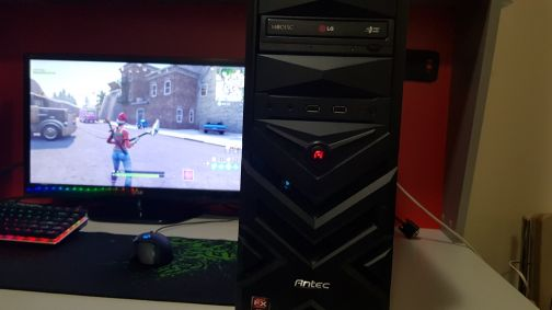 Gaming Pc Eight core