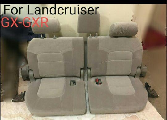 Landcruiser seats