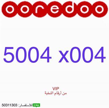 5004 x004