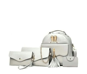 Women Envelope Leather Backpack