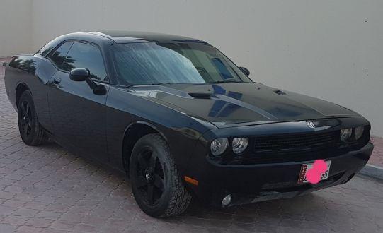 Dodge Challenger, v6, 2010
