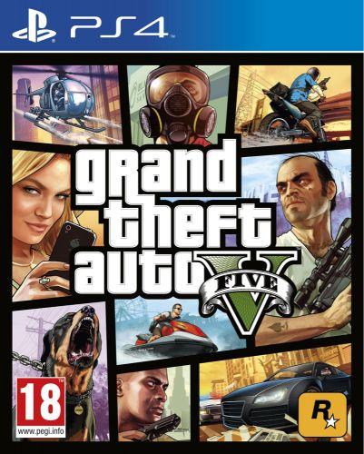 New GTA 5 PS4