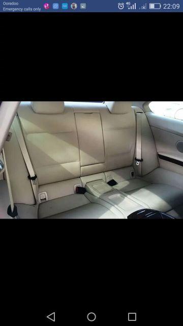 BMW 320 I  كوبيه بابين لأعلى سعر
