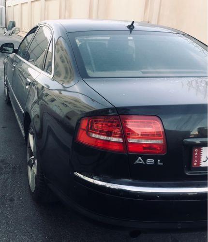 Audi A8 L 2010