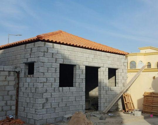 Tiles-interlocking & Villa's maintenance