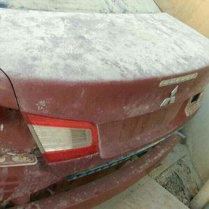 Mitsubishi galant 2009 parts only