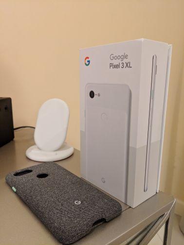 جوجل بكسل ٣ اكس ال