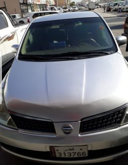 Tieeda Nissan for Sale