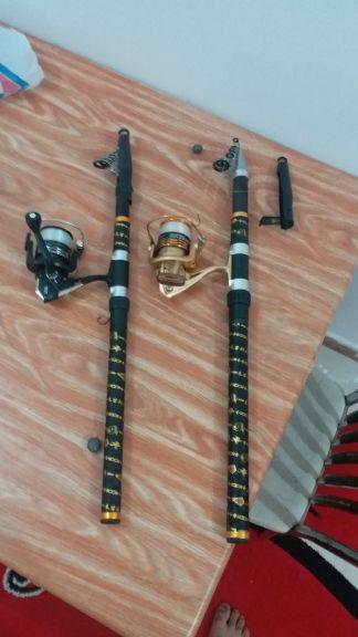 أدوات صيد جديدة كاملة وجودة عالية