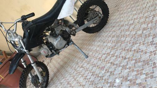 دراجة ١٢٥ سي سي