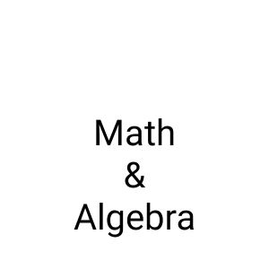 ACT/Math/Algebra