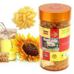للبيع كبسولات غذاء ملكات النحل