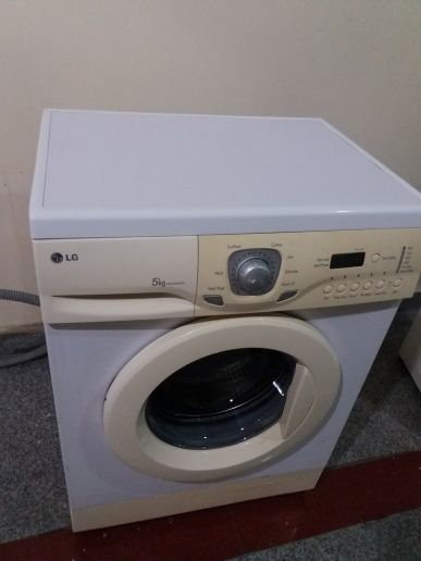 LG 5kg POWERFUL AUTOMATIC WASH MACHINE