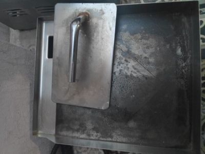 Grill for sale and fire stone