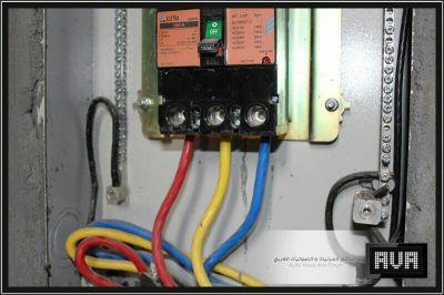 اعمال الكهربائي
