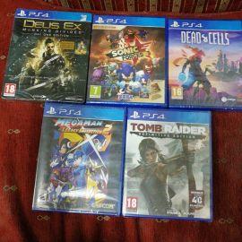 5 ألعاب جديدة