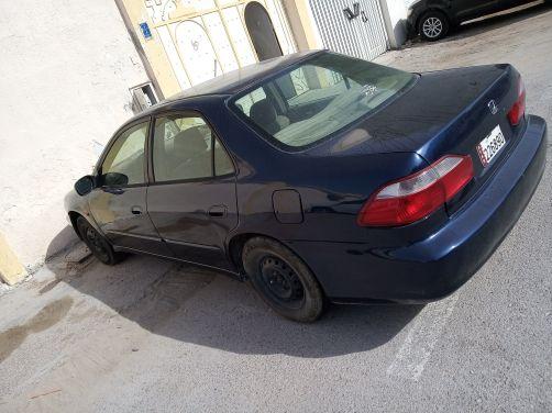 honda car2001