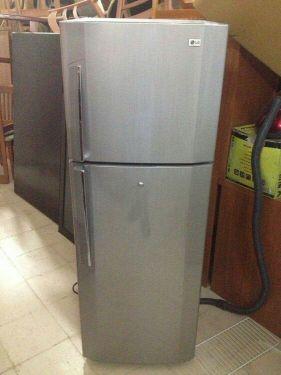 LG double door fridge for sale