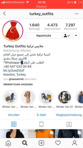Turkish clothes for females