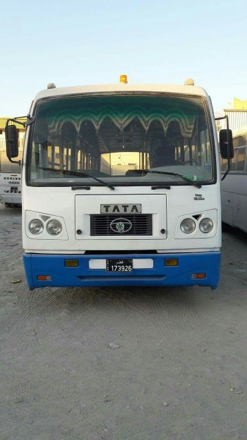 TATA BUS FOR SALE model 2007
