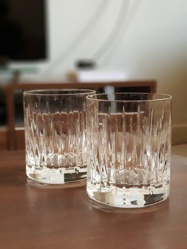 Villeroy & Boch - crystal glasses