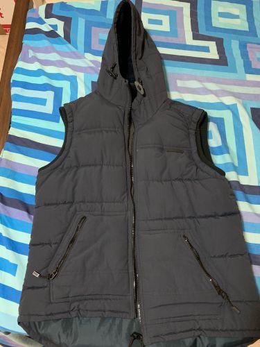 Sleeveless Winter Jacket